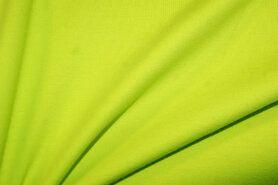 Tricot - NB 5438-022 Tricot fel lime op=op