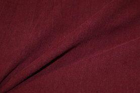 absorberende werking - NB 2155-018 Gewassen Ramie bordeaux