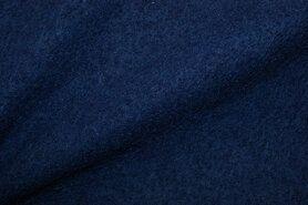 Woll - NB 4578-206 Gekookte wol donker kobalt