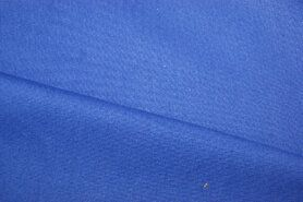 Mondkapjes paneel - NB 1805-005 katoen (zacht) kobaltblauw