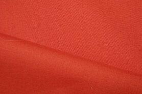 Oranje stoffen - NB 1805-136 Katoen (zacht) oranje