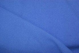 Sjaal - NB 3956-105 Crêpe Georgette zacht kobalt