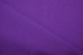 80% katoen, 20% polyester - NB 2888-045 Keperkatoen paars
