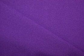 Voile gordijnen - NB 3956-045 Crêpe Georgette paars