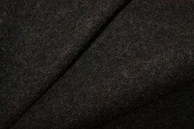 Woll - NB 4578-168 Gekochte Wolle dunkelgrau