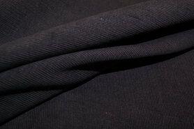 Ribcord en velvet - NB 9471-068 Ribcord donkergrijs