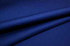 Stretch - NB 2887-5 Stretch katoen kobalt
