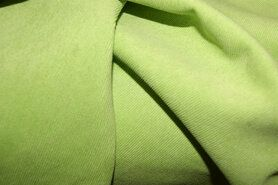 lichte stretch stoffen - NB 1576-024 Ribcord lichte stretch lime