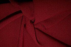 Hundekleidung - NB 1615-16 Bi-Stretch dunkelrot