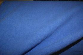 Linnen stof - NB 2155-005 Gewassen Ramie kobaltblauw