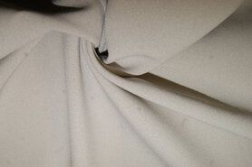 Sjaal - NB 3956-152 Crepe georgette beige/grijs