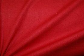 Mondkapjes paneel - NB 1805-015 katoen (zacht) rood