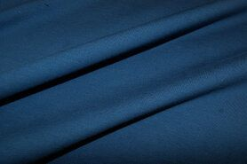Jersey - NB 5438-224 Tricot petrol/blauw