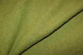 Woll - NB 4578-024 Gekochte Wolle moosgrün
