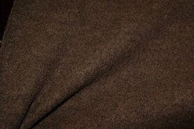 Wol - NB 4578-053 Gekookte wol bruin