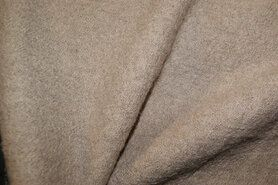 Woll - NB 4578-152 Gekookte wol beige