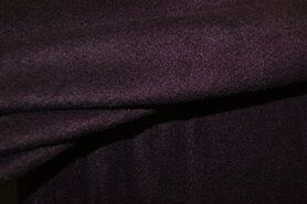 Weekaanbieding fleece 9111 - NB 9111-019 Fleece aubergine