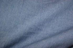 Spijkerstoffen - NB 0600-003 Jeans soepel lichtblauw