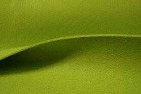 Mintgroen vilt - Tassen vilt 7071-023 Lime 3mm
