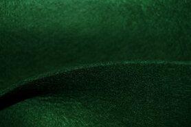 Vilt stof - Tassen vilt 7071-028 Donkergroen 3mm