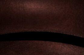 Vilt stof - Tassen vilt 7071-055 Donkerbruin 3mm