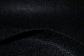 Vilt stof - Tassen vilt 7071-069 Zwart 3mm