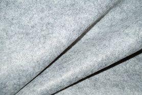 Vilt stof - Hobby vilt 7070-063 Grijs gemeleerd 1.5mm dik