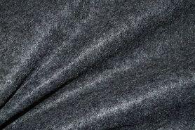 Grijs vilt - Hobby vilt 7070-067 Donkergrijs gemeleerd 1.5mm dik
