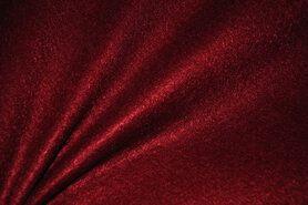 Rood vilt - Tassen vilt 7071-018 Bordeaux 3mm