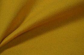 Vilt stof - Tassen vilt 7071-035 Geel 3mm