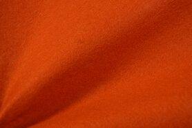 Vilt stof - Tassen vilt 7071-038 Oranje 3mm