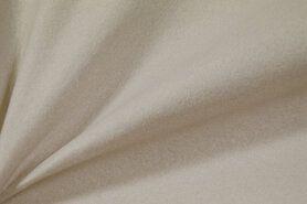 Wit vilt - Tassen vilt 7071-051 Ecru 3mm