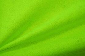 Groen vilt - Tassen vilt 7073-125 Hardgroen 3mm dik