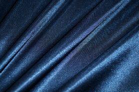 Voering - Rekbare voering blauw 7900-007