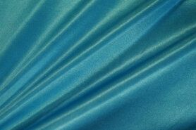 Voering - Rekbare voering turquoise 7900-004