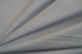 90% verduisterd - Verduisteringsstof (breed) heel lichtgrijs B026329-P2-X