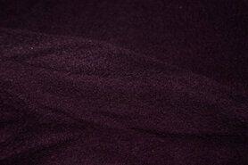 Hundekleidung - Fleece dunkelviolett 9111-48
