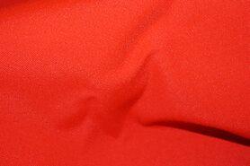 Afneembare stoffen - Canvas special (buitenkussen stof) rood (5454-16)