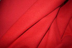 Softshell stof - NB 7004-015 softshell rood