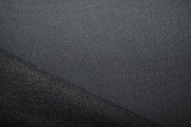 Softshell stof - NB 7004-068 Softshell donkergrijs