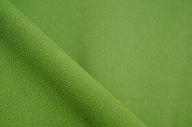 Softshell stof - NB 7004-023 Softshell appelgroen
