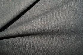 Spijkerstoffen - NB 3928-068 Jeans stretch donkergrijs