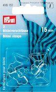 Diversen Prym* - *Prym bikinisluiting 15 mm (416.151)