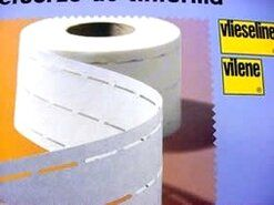 Diversen* - Vlieseline tailleband Plak en Vouw om GP5 wit 235050*