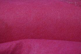 Vilt stof - Tassen vilt 7071-217 harder roze 3 mm