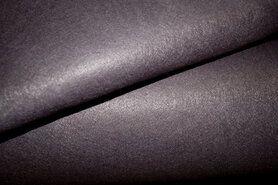 Vilt stof - Tassen vilt 7071-054 Donkergrijs-taupe 3mm dik