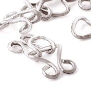 Zilver - *Prym Haken en ogen nr. 13 zilver (261.550)