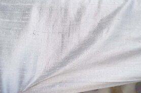 Zijden stoffen online - NB 4797-050 Dupion zijde off-white