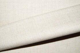 KnipIdee stoffen - KN 0591-030 Stretch linnen lichtbeige