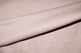 T-Shirt stoffen - KN 0591-091 Stretch linnen poederroze
